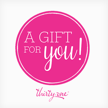 Thirty-One Gift Certificates