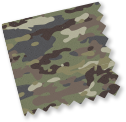 Camo Crosshatch