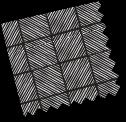 Chevron Squares