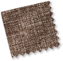 Mocha Crosshatch