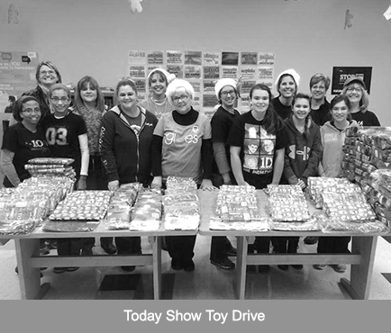 Today Show's Toy Drive