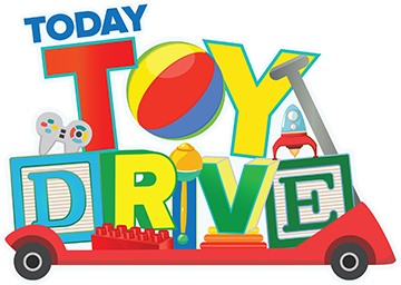 Today Show's Toy Drive Logo