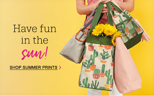Have Fun in the Sun! Shop Summer Prints >