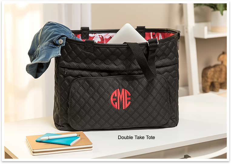 double take tote