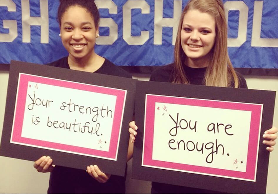 February is Boost Your Self-Esteem Month!