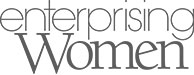 Logo for Enterprising Women