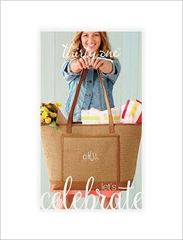 Let's Celebrate Catalog cover