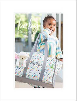 Baby by Thirty-One Catalog cover