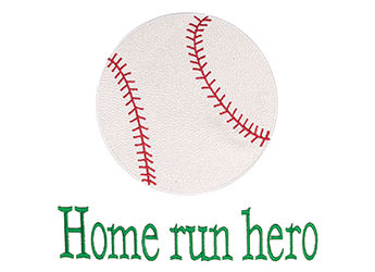 Example of a Baseball