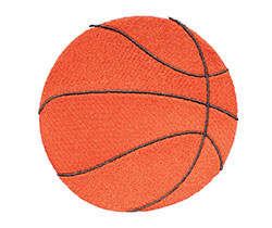 Example of a Basketball