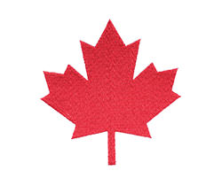 Example of a Maple Leaf