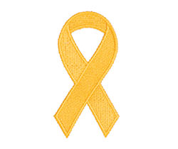 Example of a Gives Care Ribbon