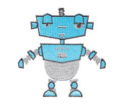 Example of a Robo Kid