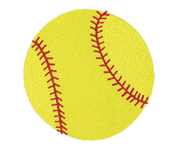 Example of a Softball icon