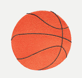 Example of the Basketball icon