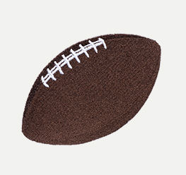 Example of a Football