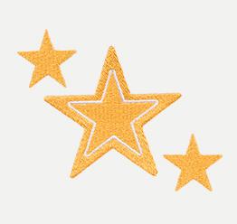 Example of Super Stars