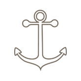 Example of an anchor etching