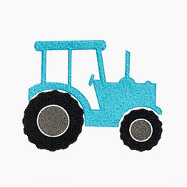 Example of a tractor icon-it