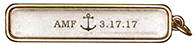 anchor message charm