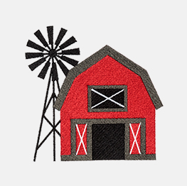 Example of a barn icon-it