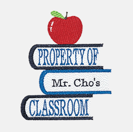 Example of the classroom icon