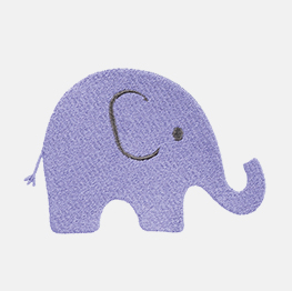 Example of a elephant icon-it
