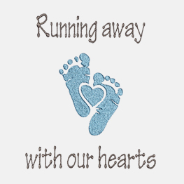 Example of a footprints icon-it