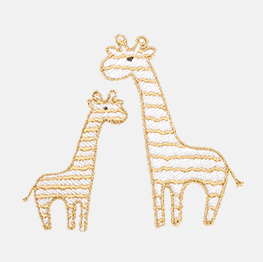 Example of a Giraffe Duo Icon-It