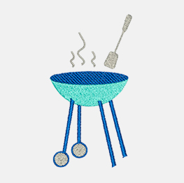 Example of a grill icon-it