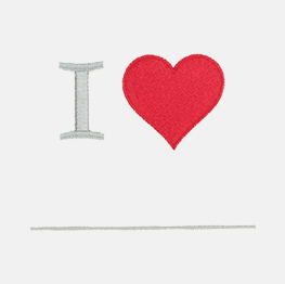 Example of a I Heart Icon-It