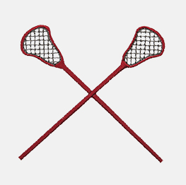Ejemplo de un icon-it de palos de lacrosse