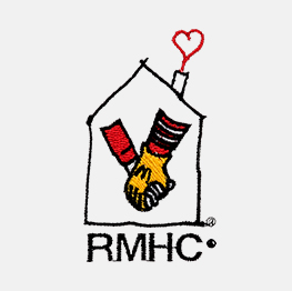 Ejemplo de un Icon-It de Ronald McDonald House