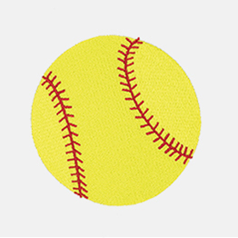 Example of a Softball