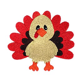 Example of a turkey icon-it