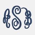 large monograms