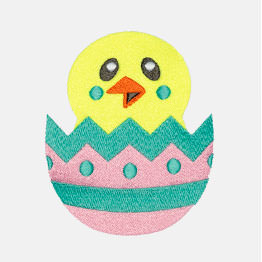 Example of a chick-egg icon-it