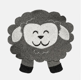 Example of a lil lamb icon-it