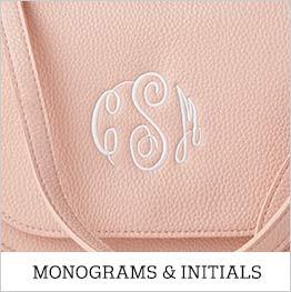 monograms initials
