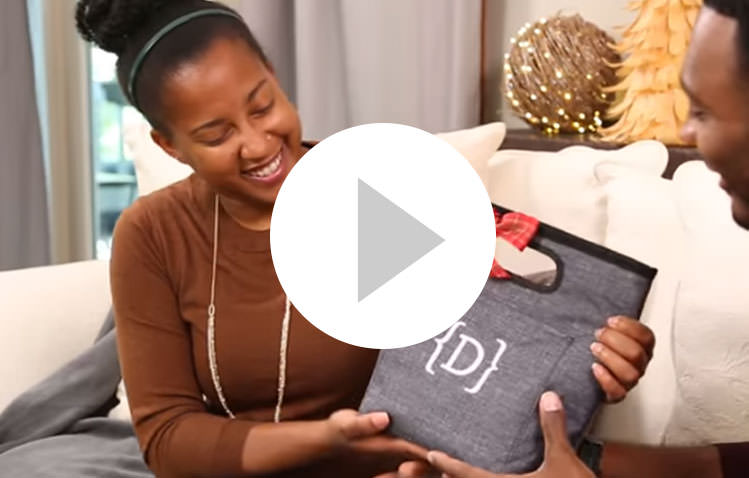 Customer Special YouTube Video Zipper Pouch thumbnail image