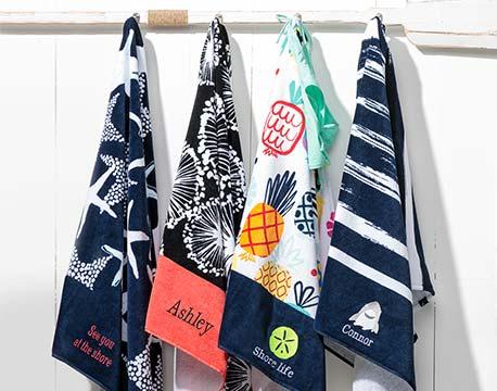 Summer Days Towel