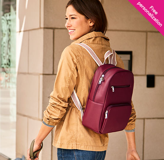 Boutique Backpack (9138)