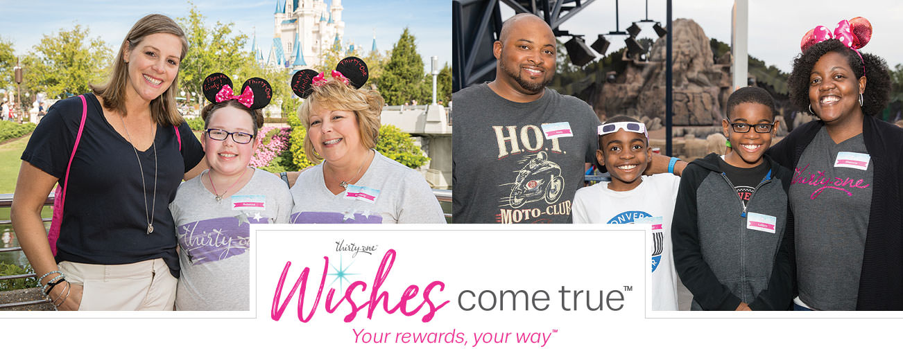 Thirty-One Wishes Come True 2018